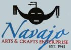 Navajo arts and crafts logo